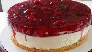 himbeer vanillecreme torte
