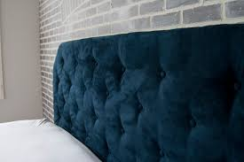 Cheap Upholstered Headboard Diy by Freckles In April Diy Upholstered Headboard