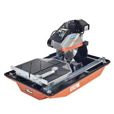 Ridgid 7in Tile Saw With Laser by Tile Saws Dewalt Rubi Lackmond Mk 101 Contractors Direct
