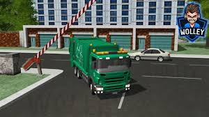 Trash Truck Simulator - Android Gameplay HD - Trash Trucks Picking ... Offroad Garbage Truck Simulator Recycle City Mess Online Game Driver 1mobilecom Colored Trash Bins And Garbage Truck Toys On Business Background Trash Pack Toys Buy From Fishpondcomau Dumper Driving 10 Apk Download Android Simulation Cleaner Games In Tap An Studio Vr Pump Action Air Series Brands Products Five Apps For Kids Who Love Cars How To Draw A Art For Kids Hub