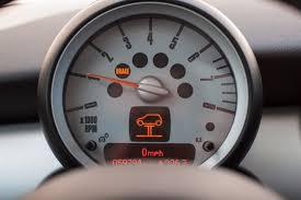how to disable a r56 mini cooper brake wear sensor indicator