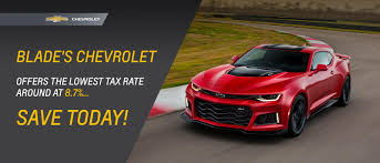 Blade Chevrolet & RVs Is Your New And Used Car Dealership In Mount ...