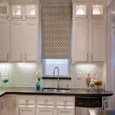 Kitchen Curtain Ideas For Small Windows by Orange Kitchen Curtains Of Beautify Your House With Kitchen