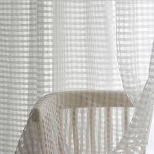 weiß plaid fenster tüll vorhänge für die schlafzimmer moderne vorhang gardinen für wohnzimmer voile tüll vorhang balkon kinder