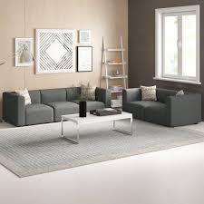 100 2 Sofa Living Room Nash Piece Modular Set