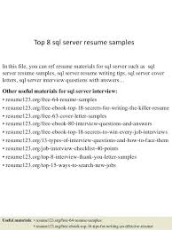 Fast Food Cashier Resume From Sample Top 8 Crew Samples In This