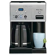 CuisinartR 12 Cup Programmable Coffee Maker Hot Water System