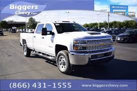 100 4wd Truck New 2019 Chevrolet Silverado 2500HD Work Crew Cab Near