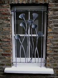 Nick Moran, Blacksmith. 'Ginkgo Leaf': Window Grille For A House ... Home Gate Grill Designdoor And Window Design Buy For Joy Studio Gallery Iron Whosale Suppliers Aliba Designs Indian Homes Doors Windows 100 Latest Images Catalogue House Styles Modern Grills Parfect Decora 185 Modern Window Grills Design Youtube Room Wooden Ideas Simple Eaging Glass