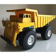 100 Rc Tamiya Trucks RC Truck Vintage Mammoth Dump Truck Toys Games Bricks