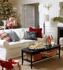 Classic Christmas Living Room Decor For A Smaller This Is So Festive And