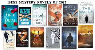 Top 12 Mystery Novels Of 2017