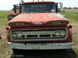 1960 Chevrolet Viking Grain Truck   Item DA5563   SOLD! July...