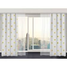 Dotted Swiss Curtains White by Polka Dot Bedding Sets You U0027ll Love Wayfair
