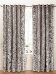 Velvet Tufted Beds Trend Watch Hayneedle by Buy Crushed Velvet Eyelet Curtains Online Today At Next