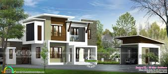 100 Modern Contemporary House Design Kerala Plans With Photos Elegant 3d