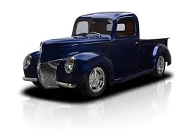 100 1940 Ford Truck For Sale 135101 Pickup RK Motors Classic Cars For