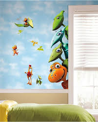 Nursery Wall Decal Liven Up The Room With Dinosaur Pictures