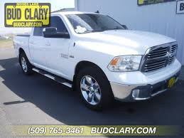 Used One-Owner 2016 Ram 1500 Big Horn In Moses Lake, WA - Bud Clary ... Moses Lake Chevrolet Dealer Camp Evergreen Implement A John Deere Dealership In Othello Used For Sale Bud Clary Auto Group New 2019 Ram 1500 Big Hornlone Star Wa 2016 Toyota Tundra Near Kennewick Of Cranes Ram Commercial Trucks Vans Spokane Serving 032 98837 Autotrader Hours Sutter Western Truck Center Vehicles