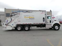 100 Truck Payment Calculator GARBAGE TRUCK REAR LOAD Camions Excellence Peterbilt