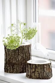 deco tronc d arbre le tronc d arbre entre le meuble et le décor tronc vase et le tronc