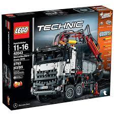 100 Modern Marvels Truck Stops MercedesBenz Arocs 3245 42043 Technic LEGO Shop