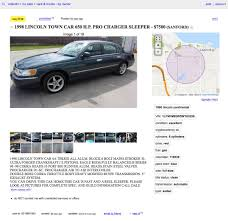For Sale: 1998 Lincoln Town Car With Supercharged 5.0 L V8 ...