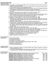 Principal Lawyer Attorney Resume Example