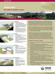 100 Downslope House Designs Slope Site Solutions Garage Residential Excavation