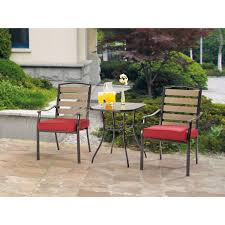 Walmart Stackable Patio Chairs by Crosley Furniture Palm Harbor Outdoor Wicker Stackable Chairs 4pk