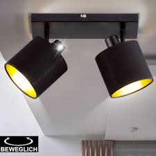 beleuchtung design deckenle schwenkbar strahler