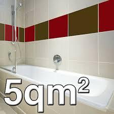 40x fliesenaufkleber 15x20cm aufkleber bad küche