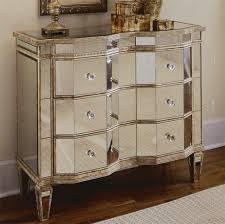 Mirrored Dresser Furniture Ideas featuring Laminate Wooden Floor