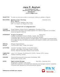 100 Example Of High School Resume Resume Sample High School Graduate Radiovkmtk