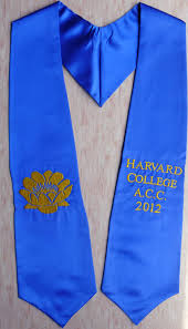 harvard college graduation stoles u0026 sashes as low as 8 99 high