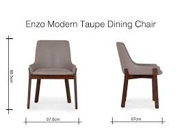 Taupe Leather Dining Chair With Arms - Enzo - EZ Living Furniture Shop Villa Faux Leather Ding Chairs Set Of 2 On Sale Free Kai Chair Darby Home Co Florinda Wood Leg Upholstered Reviews Fabric Mimi With Arm Timothy Oulton Callisto Table Dark 4 Aletta Grey Ireland George Oliver Kling Wayfair Savoy Brandon Ding Chairs 13500 Furnish Online Designer Timber Rj Living Louis Marble Top With Knoerback
