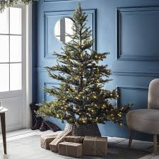 7 Ft White Pre Lit Christmas Tree by Collection 7ft Pre Lit Christmas Tree Pictures Halloween Ideas
