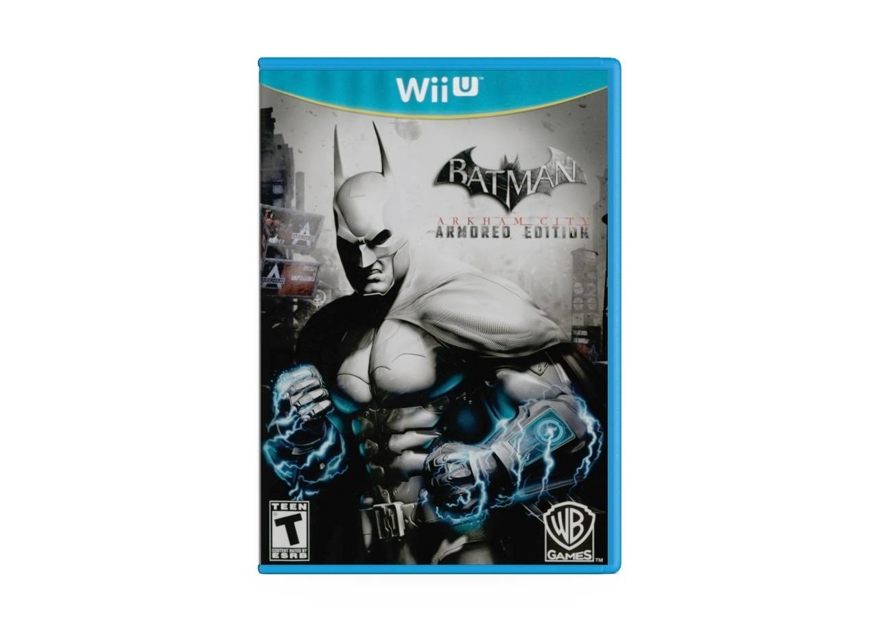 Batman: Arkham City - Nintendo Wii U