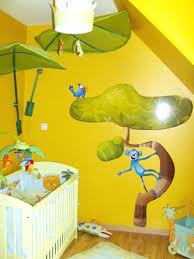 chambre enfant savane chambre bebe safari deco chambre bebe jungle chambre garcon jungle