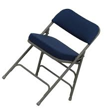 Amazon.com: Cushioned Folding Chair With Durable Steel Frame ...