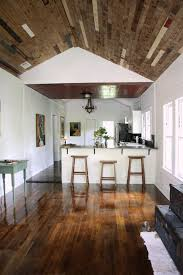 Polystyrene Ceiling Panels Cape Town by Reclaimed Barnwood Ceiling Eclectic Living Room Repurpose