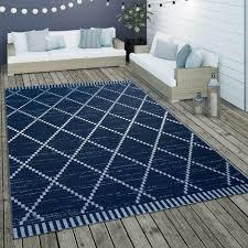 in und outdoor flachgewebe teppich ethno