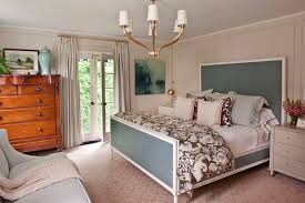 Terrific French Door Curtains Decorating Ideas For Bedroom Transitional Design With Beige Walls Blue