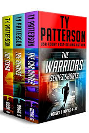 Warriors Series Shorts Boxset 2 Covert Ops Suspense Action Thrillers By Patterson