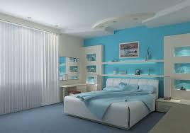 Blue Walls Bedroom Universalcouncil