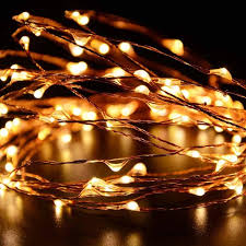 LED String Lights 5m 10m Waterproof USB LED Fairy Lights For Party