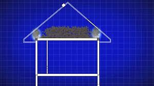 Install Bathroom Vent No Attic Access by Bathroom Venting Why Not Vent Out The Soffit Insta Insulation