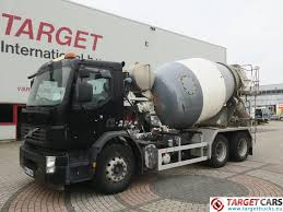 100 Concrete Mixer Truck For Sale Used Volvo FE320 6x4 RHD Concrete Trucks Year