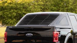 100 Ford Truck Beds F150 Fastback Cap Draws Attention The Lasco Press