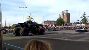 100 Monster Truck Crashes Into Crowd In Netherlands